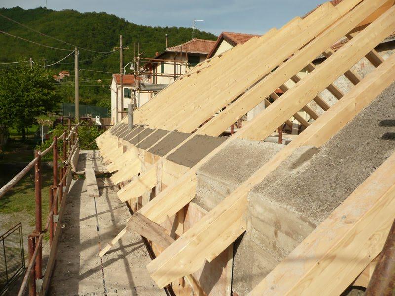 Consumomeno costruire futuro rispettando l 39 ambiente for Come costruire un tetto su un piano di coperta